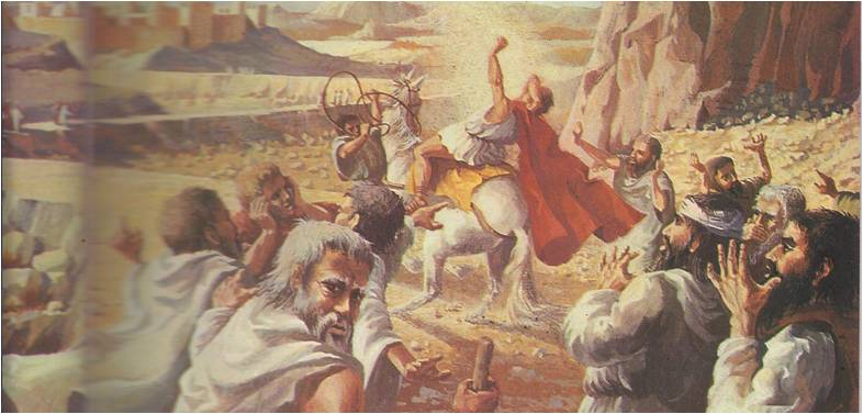 who was saul of tarsus