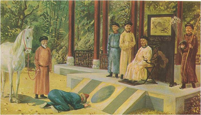 """7f5ecaedc THE MEN who took over from the Mongols came to be known as Hung-wu, or  """"Vast Military Power."""" Hung-wu named his dynasty ming, or """"brilliant."""