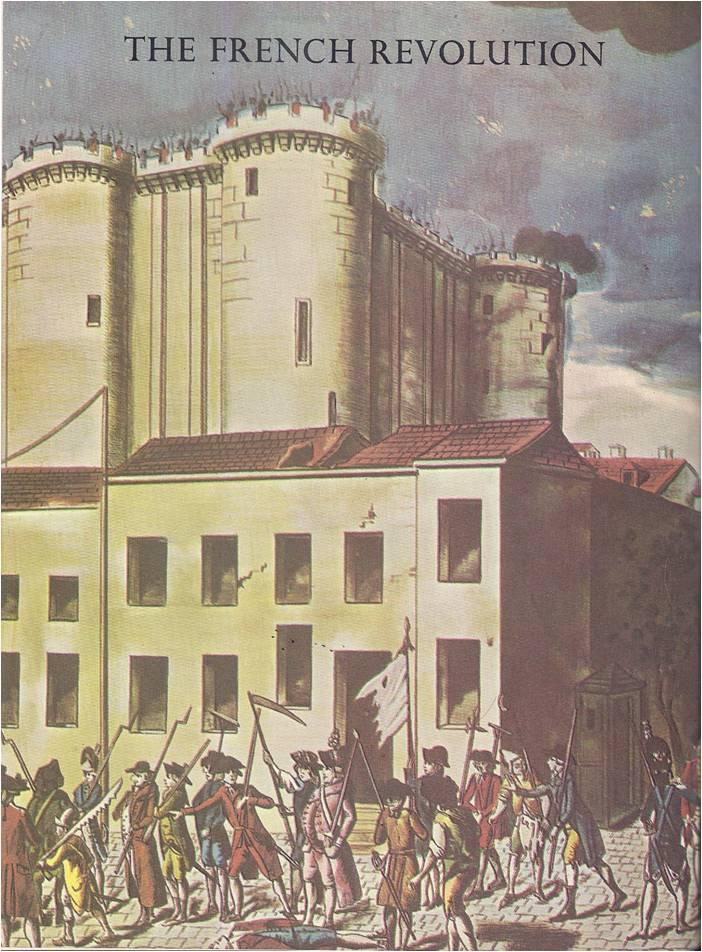 The French Revolution - Champion of Liberty 1782 – 1789 - World History  Volume