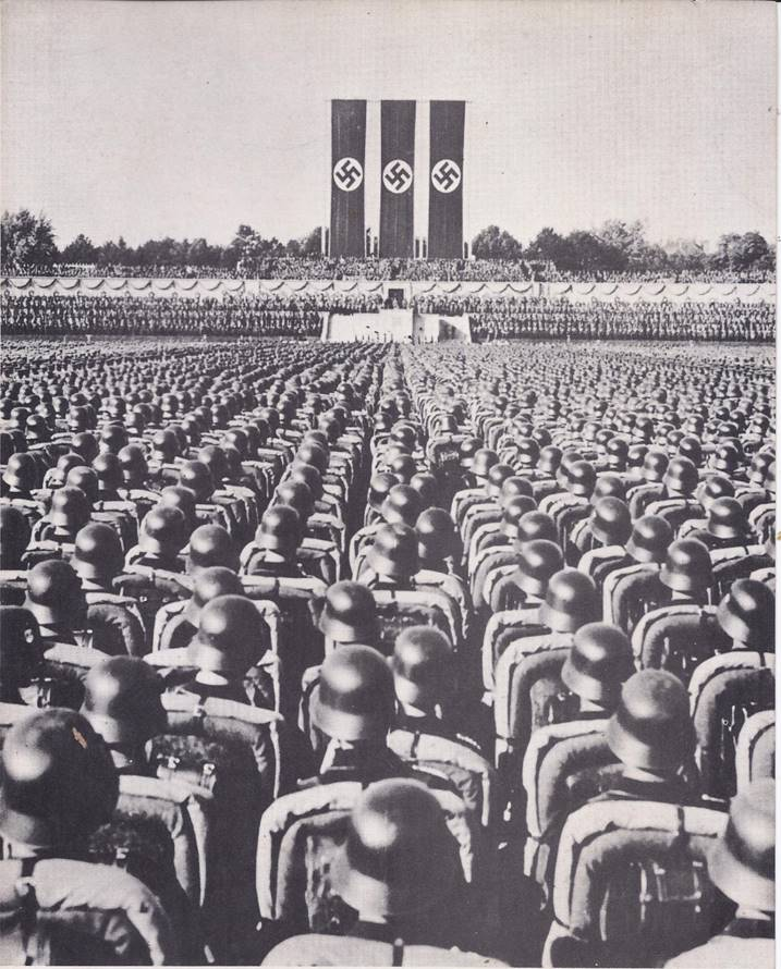 modern history nazism as totalitarian Only at this point in history - ie the summer of 1914 - the ease with which we tell  and this very alliance - portended by anti-nazi people's fronts being formed in  wanted to be - to use modern terminology - post-modern, while communism.