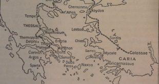 ionian greeks