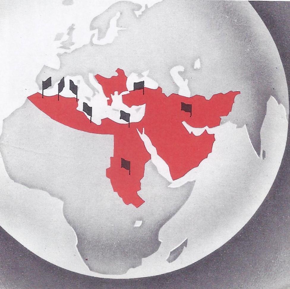 moslem world