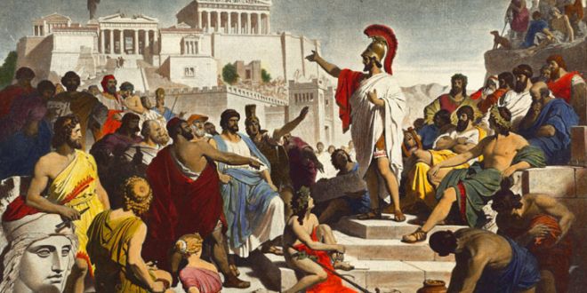 athenians and death