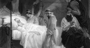 pericles dies plague