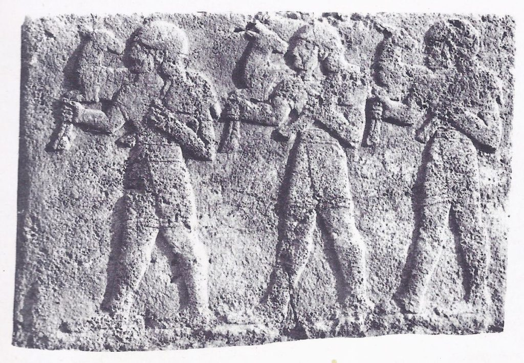 Tribute-bearers from Carchemish