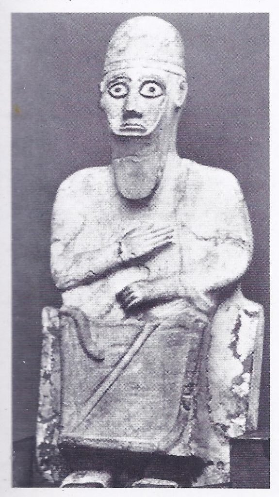 Idrimi, King of Alalakli - Palestine