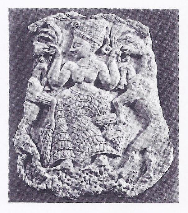 Goddess from Ras Shamra