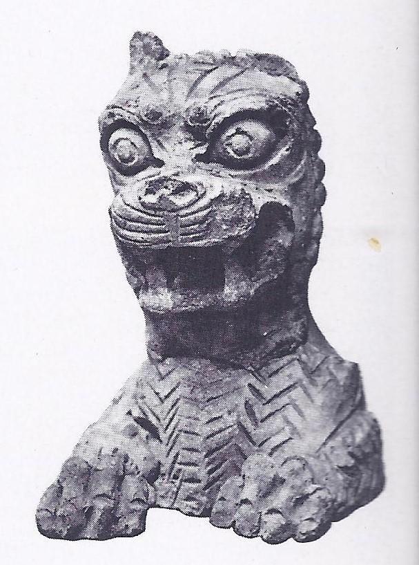 Babylonian demon