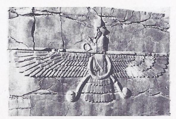 Symbol of Ahura Mazda